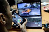 Manette de jeu à l'aide de capteurs mobiles Android et Arduino