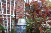 Lustres de fée de jardin