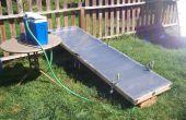 Construire votre propre solaire thermique panneau plat
