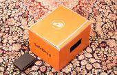 SafeDrop : un coffre-fort livraison de paquet Smart