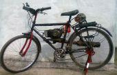Accueil fait vélo
