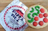 Cookies de Pizza déshydratée : Retour vers le futur