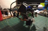 Robot quadrupède Sunfounder