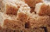 Comment faire le riz soufflé