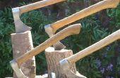 Forger une hache de style viking