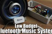 Faire votre propre système de musique Bluetooth Low Budget