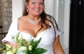 Robe de mariée fée filles