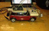 RC Car contrôlé par Arduino capteurs - autonome et facile à construire