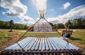 Solar-OSE : Concentrateur solaire pour la génération de vapeur