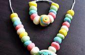Bijoux des sucreries pour enfants