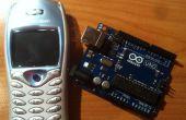 Arduino & sony ericsson : gsm bouclier hack2