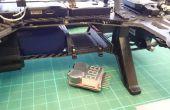 Walkera Runner 250 batterie barrière + alarme compartiment de basse tension (nécessite l'utilisation d'extension de plomb balance)