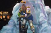 Monde de Warcraft Paladin T6 Costume (foyer de bulle)