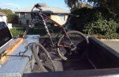 Amovible Bike Rack pour camion boîte à outils