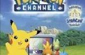 Comment numériser des e-cartes pokemon canal