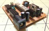 Faire un semi-modulaire Perfboard Arduino