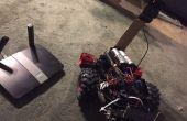 Ajouter Internet-contrôle Pi framboise du robot à l'aide de Runmyrobot.com