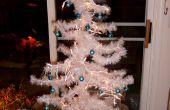 BRICOLAGE sapin de Noël artificiel