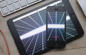 Comment faire une grille de Neon 80 s fonction fond d'écran - tutoriel | Photoshop CC 2015 - GraphixTV