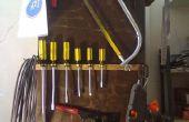 Rack de stockage pour composants électroniques