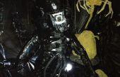 Aliens - vie taille guerrier Alien, les œufs et les facehugger de « Étrangers » Halloween 2012