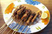 Sri Lanka Satay Sauce - Sauce barbecue asiatique