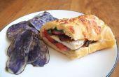 En panne d'idées de Sandwich végétarien ? Cinq idées toTang Up Your Veggie sandwichs !
