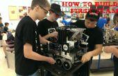 Comment démarrer une première équipe de robotique