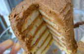 Comment faire un Mini Torte à l'aide de restes crêpes