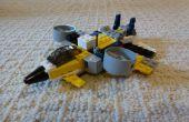 Mon avion de VTOL LEGO