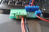 Basse tension DC Power Distribution et adaptateur de mesure