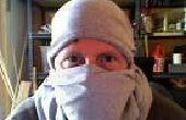 Création d'un masque de Ninja
