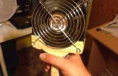 Puissante batterie Fan