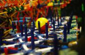 K'nex ball machine Illusion
