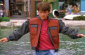 Veste de Marty McFly de retour vers le futur II