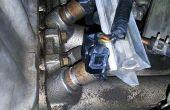 Remplacement des injecteurs de carburant (Honda Civic 1999 D15B)