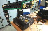 Bras robotisé avec moteur pas à pas bipolaire