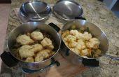 Un Pot repas - ragoût & boulettes (boeuf & poulet)