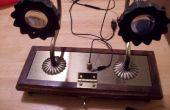 Steampunk Desktop Media Amp