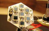 Bricolage simple faisceau solaire de Solarbotic