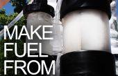 Comment faire pour convertir l'eau en carburant en construisant un générateur oxhydrique DIY