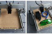 Benbox avec graveur Laser d'ergerg (GearBest /Banggood)