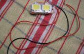 20W LED-strobe pour avion RC-