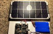Construire un ESP8266 alimenté solaire