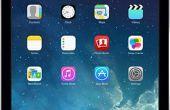 Comment exporter des médias d'iPad sur disque dur externe