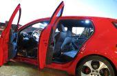 Guide d'Installation facile : Volkswagen LED intérieur lumière Kit