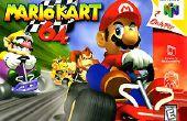 Mario Kart 64 Turbo dérive