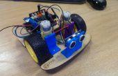 Arduino mur éviter robot