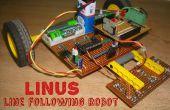 LINUS : La ligne qui suit robot