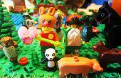 Faire un LEGO sur le thème de la Nature mis